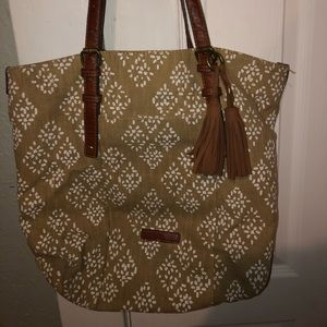 Lucky Brand Tote!!